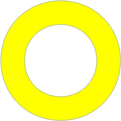 Echo Gelber Ring